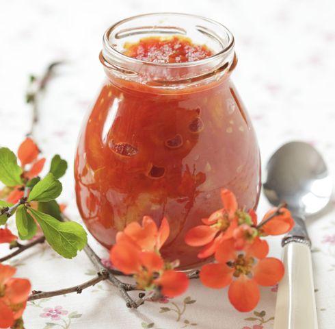 Marmolada pomarańczowo - pomidorowa