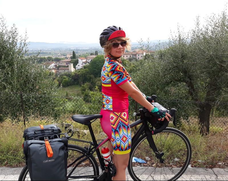 Milena Wójcik - laureatka konkursu CCC Team: Kolarstwo jest dla każdego