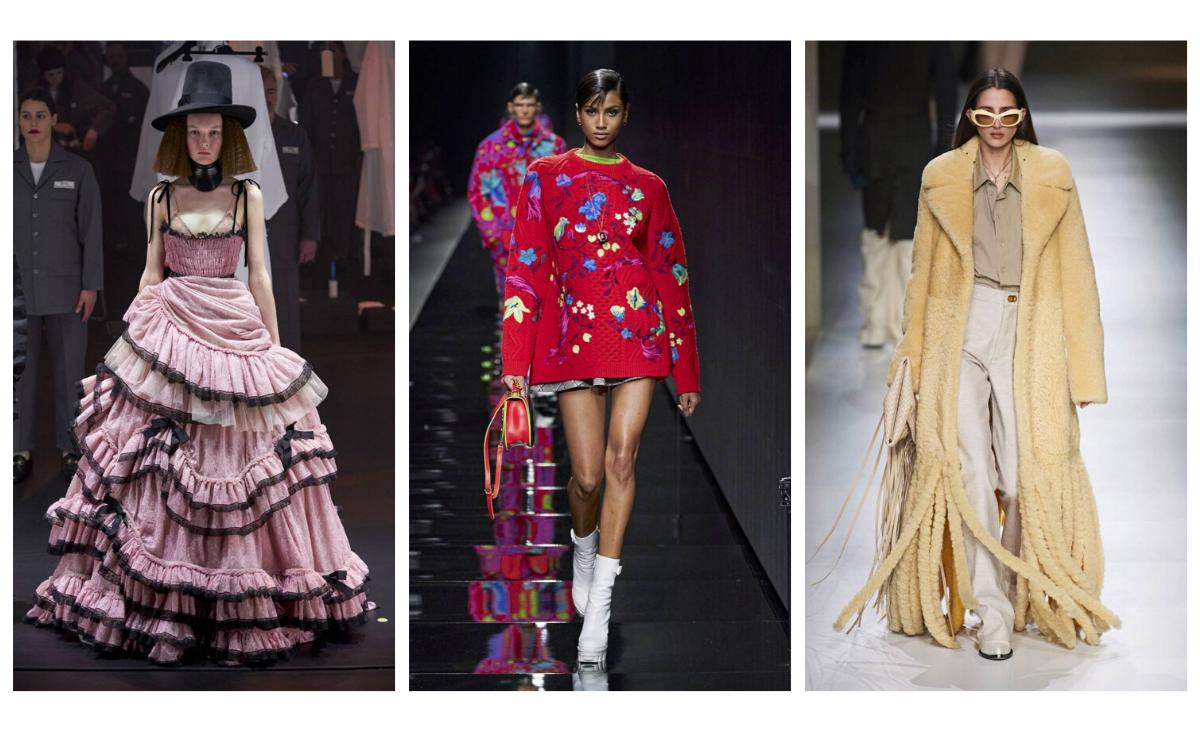 Pokazy mody na jesień-zimę 2020/2021, które nas zachwyciły
