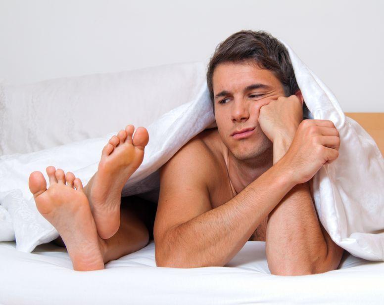 Dlaczego mężczyźni zostają impotentami?