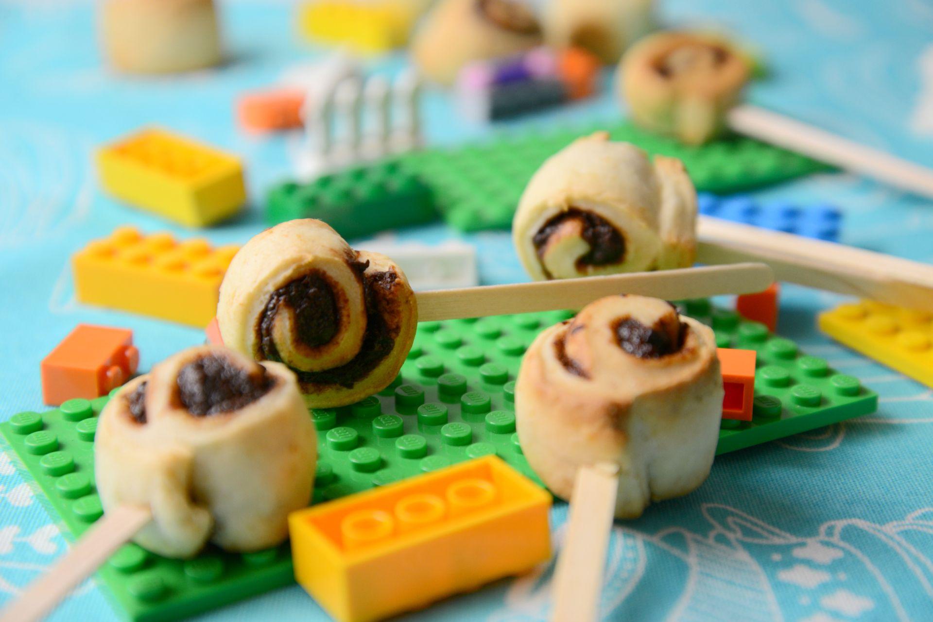 Domowe lizaki na Dzień Dziecka