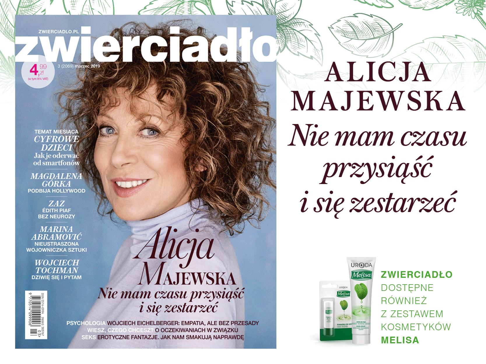 Marcowe wydanie miesięcznika Zwierciadło już w sprzedaży!