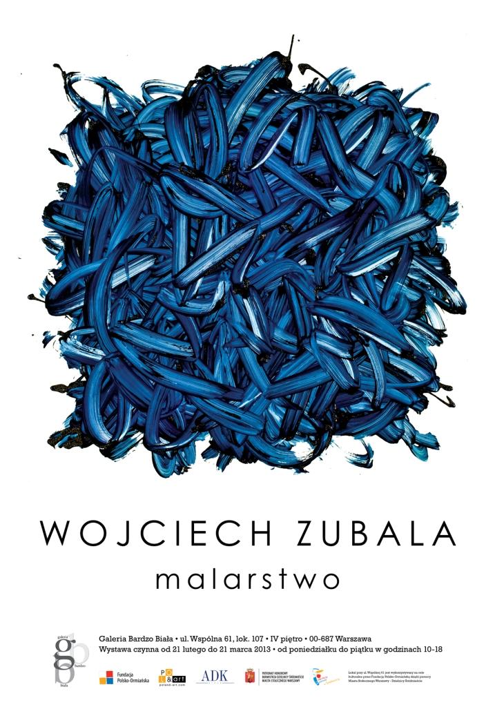 Wojciech Zubala, wystawa -zwierciadol