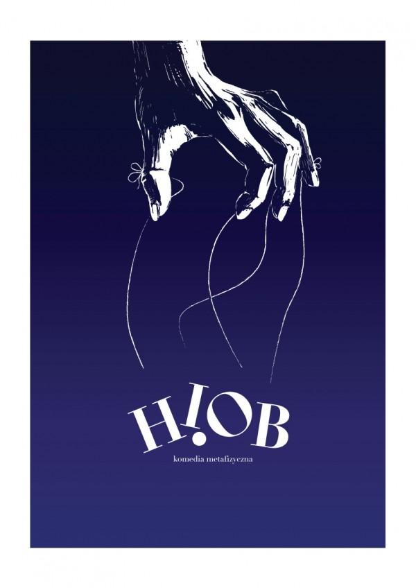 """Spektakl """"Hiob"""" w Teatrze na Bielanach z audiodeskrypcją"""