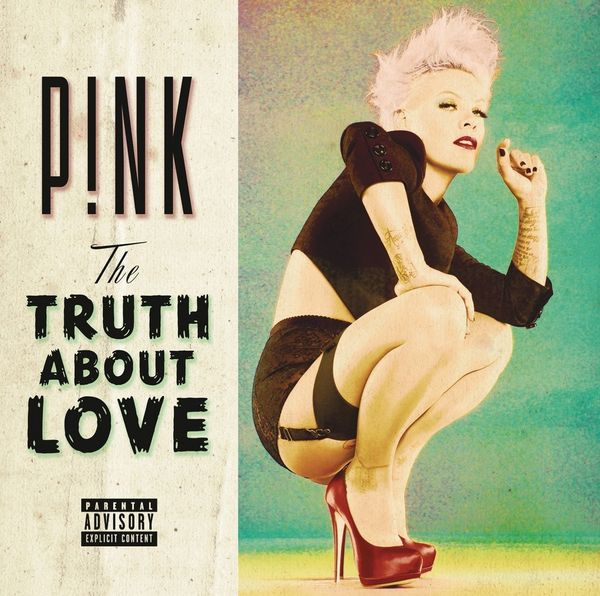 "Pink, ""The Truth about Love"" - recenzja"