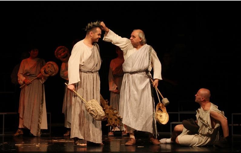 """""""Bóg"""" w Teatrze Osterwy w Lublinie. Recenzja"""