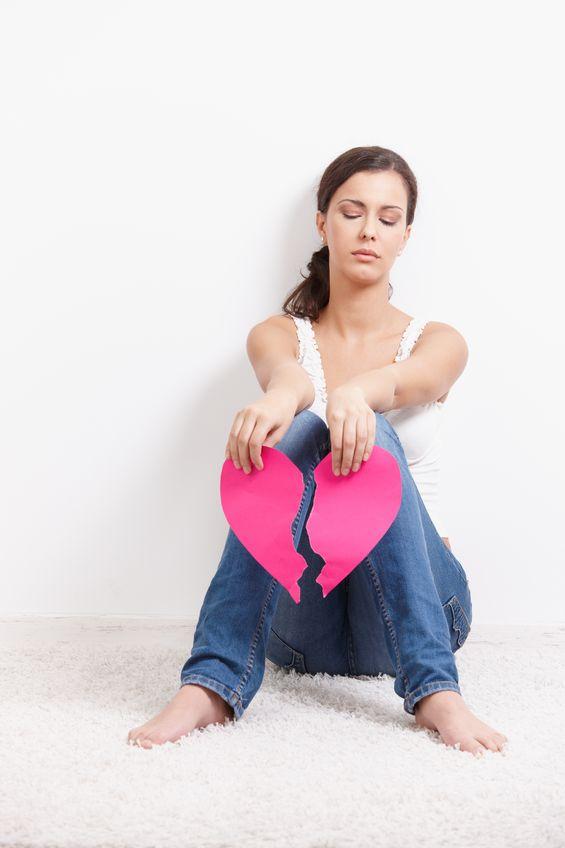 Syndrom złamanego serca - kobieca dolegliwość