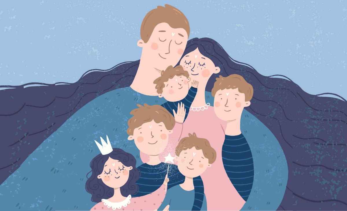 Najstarsi, najmłodsi, jedynacy - jak role w rodzinie przenoszą się na nasze życie?