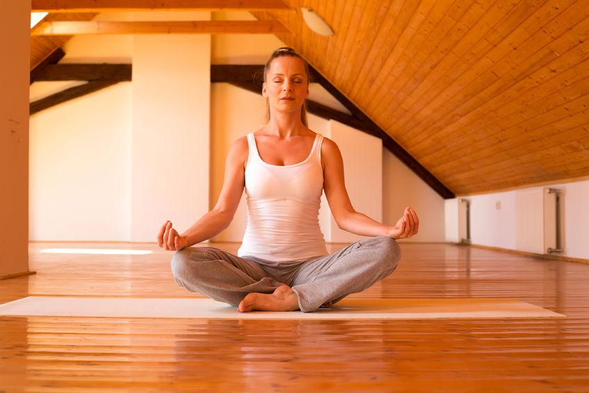 Medytacja dla zdrowia