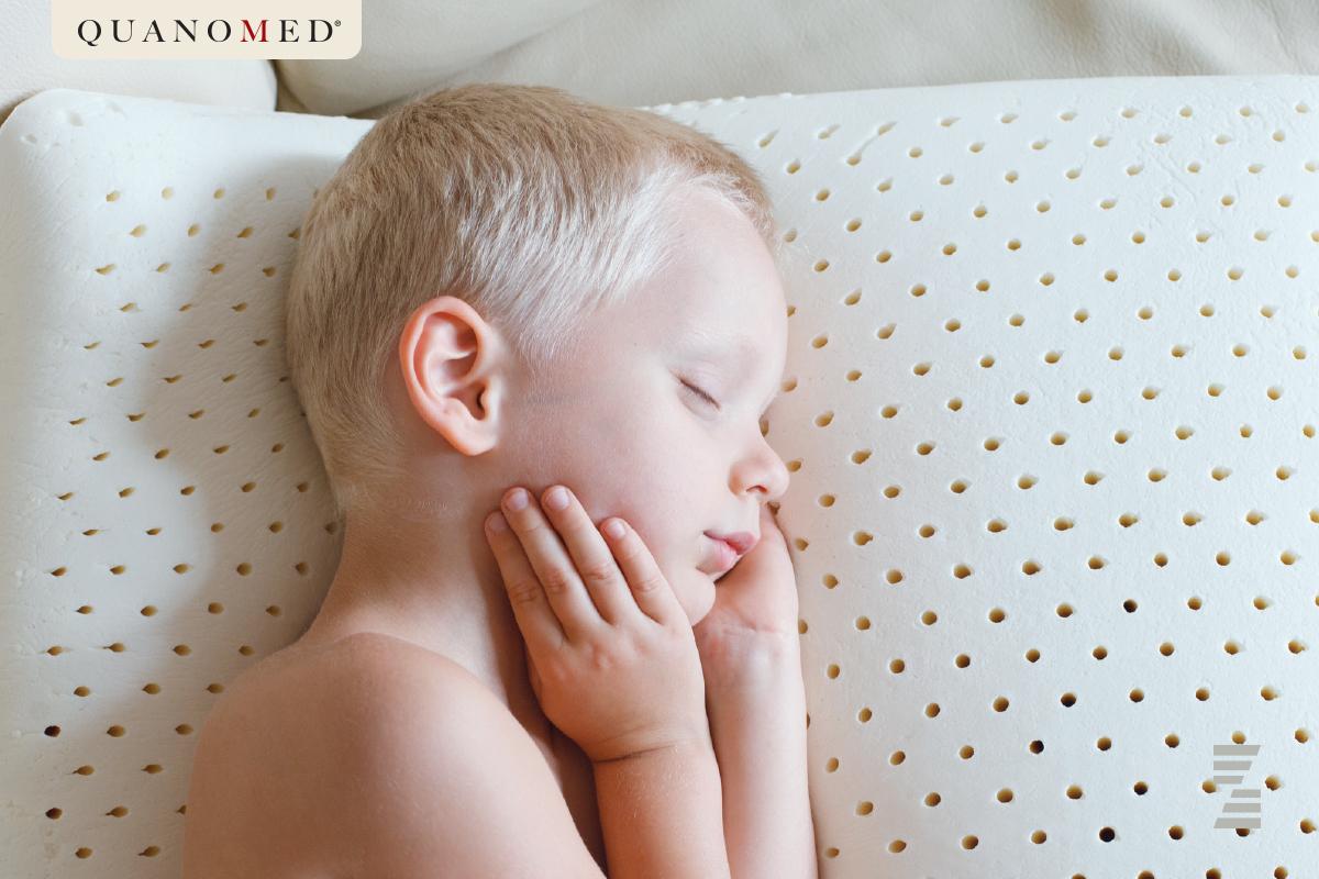 10 wskazówek Quanomed na poprawę snu Twojego dziecka
