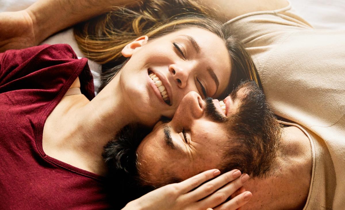 Dotyk w związku - poznaj mapę erotyczną partnera