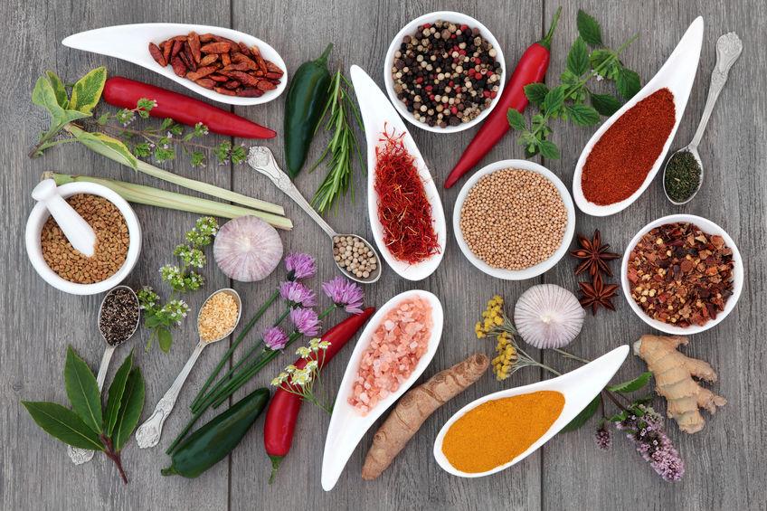 5 zdrowych przypraw do gotowania