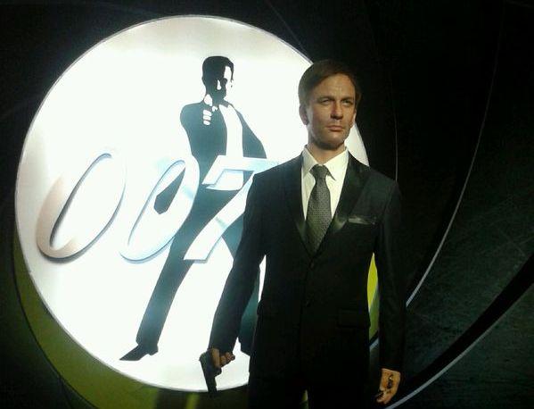 Zakochana w Jamesie Bondzie