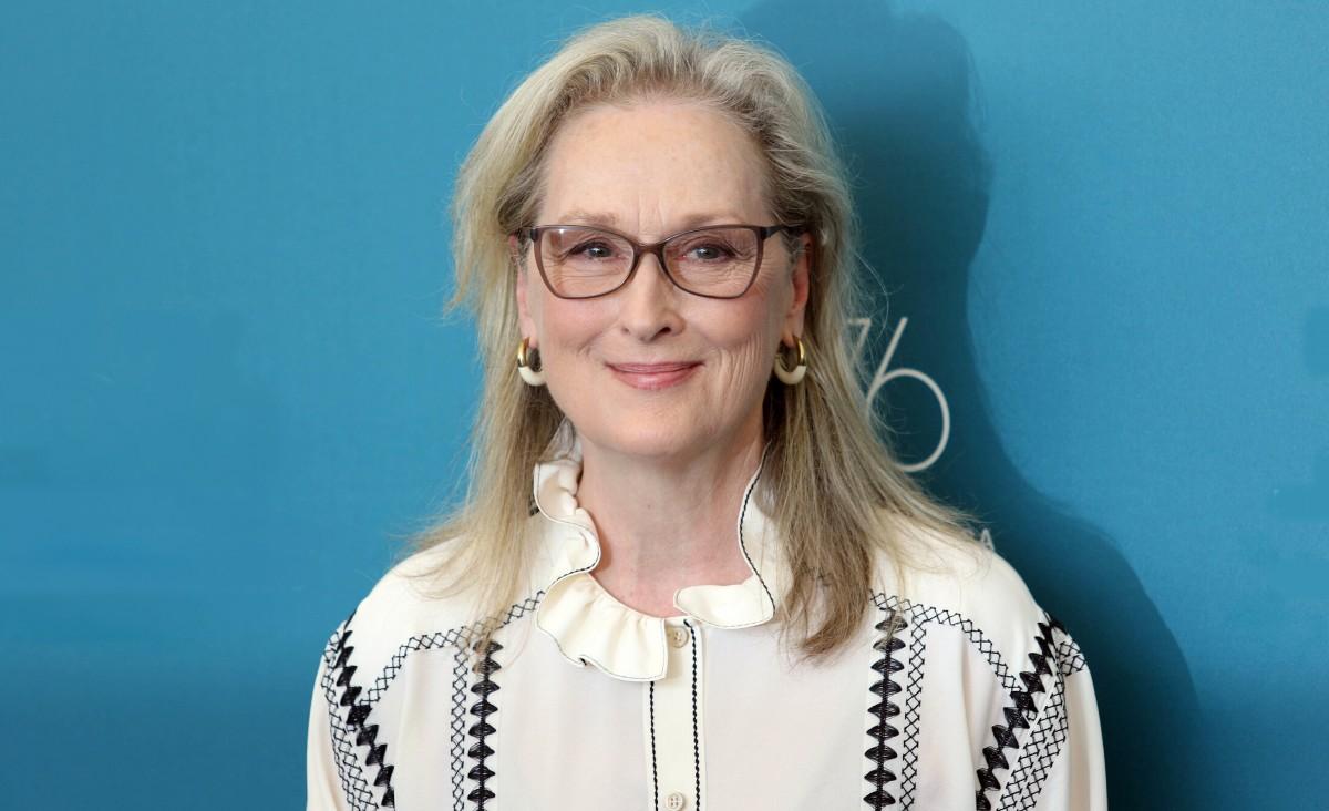 Meryl Streep - Myśleć pozytywnie