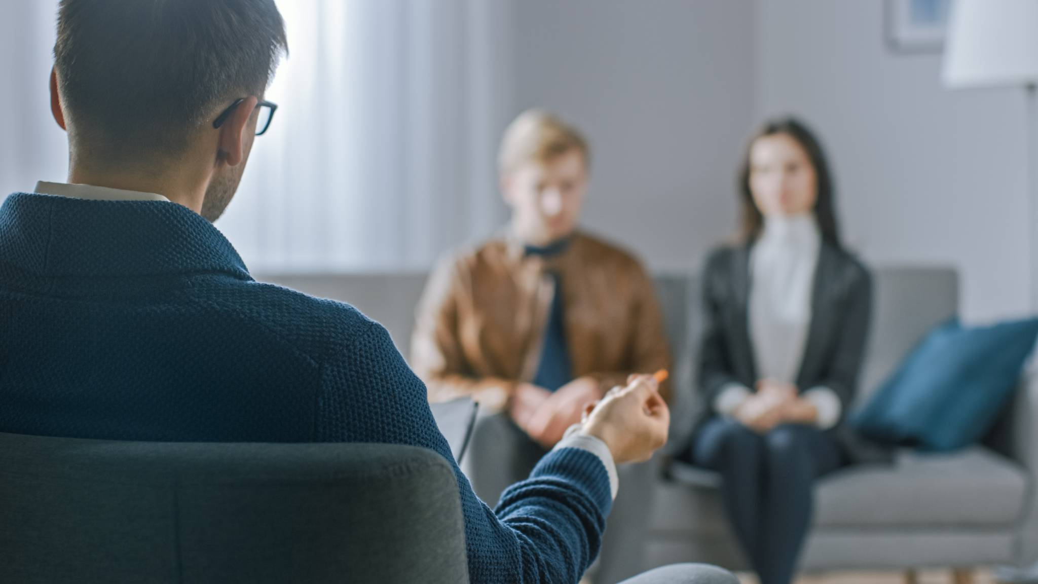 Wizyta u seksuologa - kiedy zwrócić się po pomoc