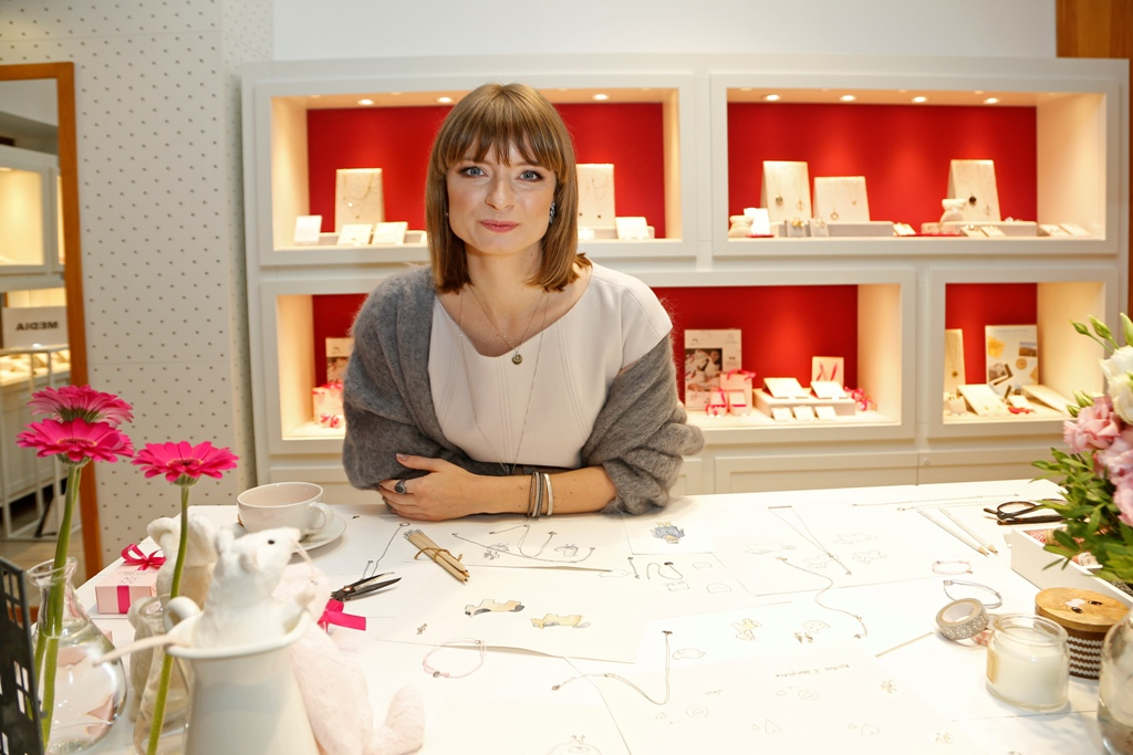 Prezentacja kolekcji biżuterii ANIA KRUK for COCCODRILLO
