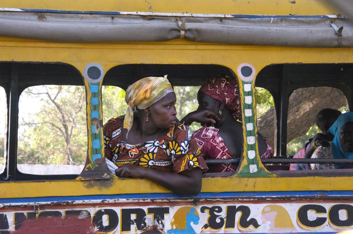 Czego nauczył mnie Senegal?