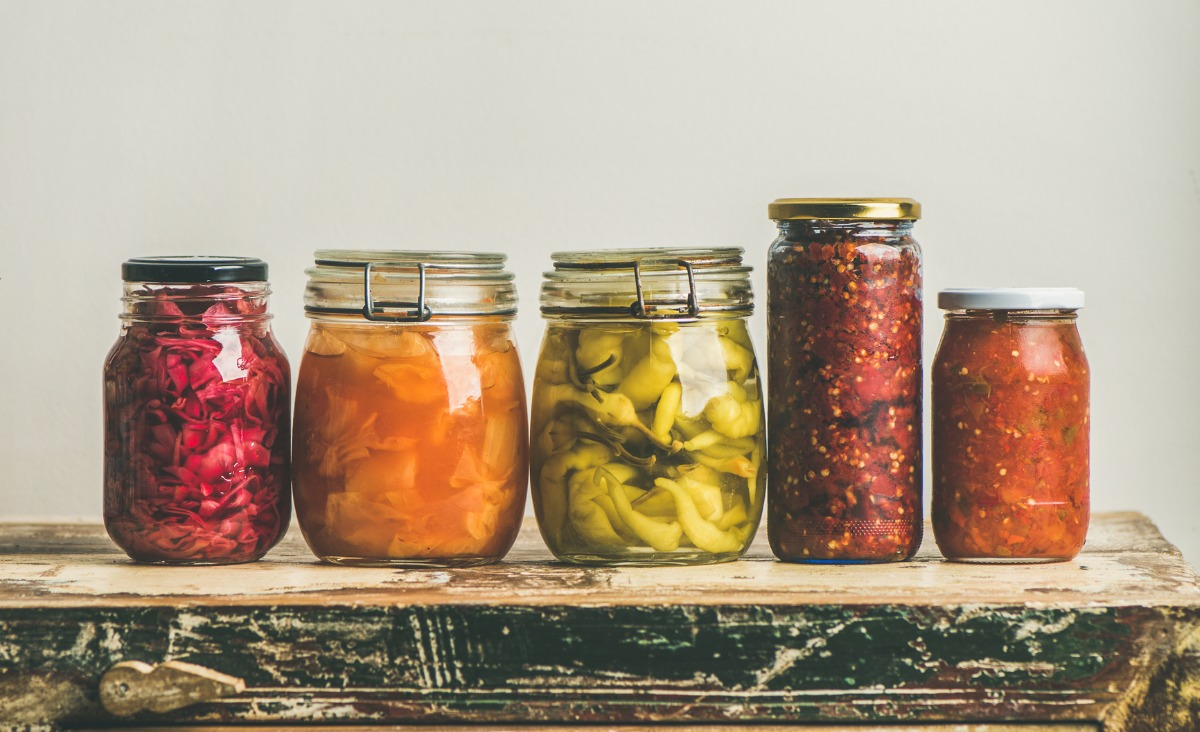 6 przepisów na pyszne i oryginalne kiszonki