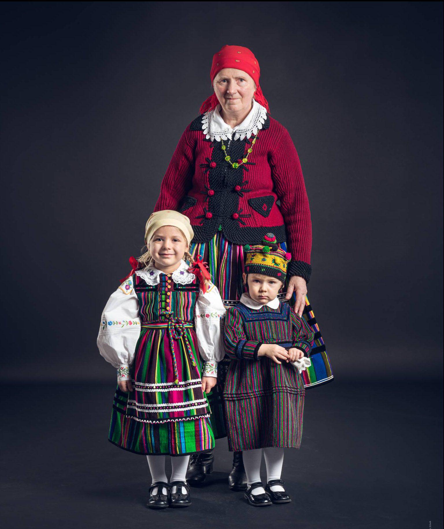 Folk Fashion Show- odkrywanie skarbów w domach dziadków