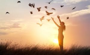 2016/02/technika-uwalniania-woman-praying-and-free-bird-enjoying-nature-on-sunset-background-picture-id583818478.jpg