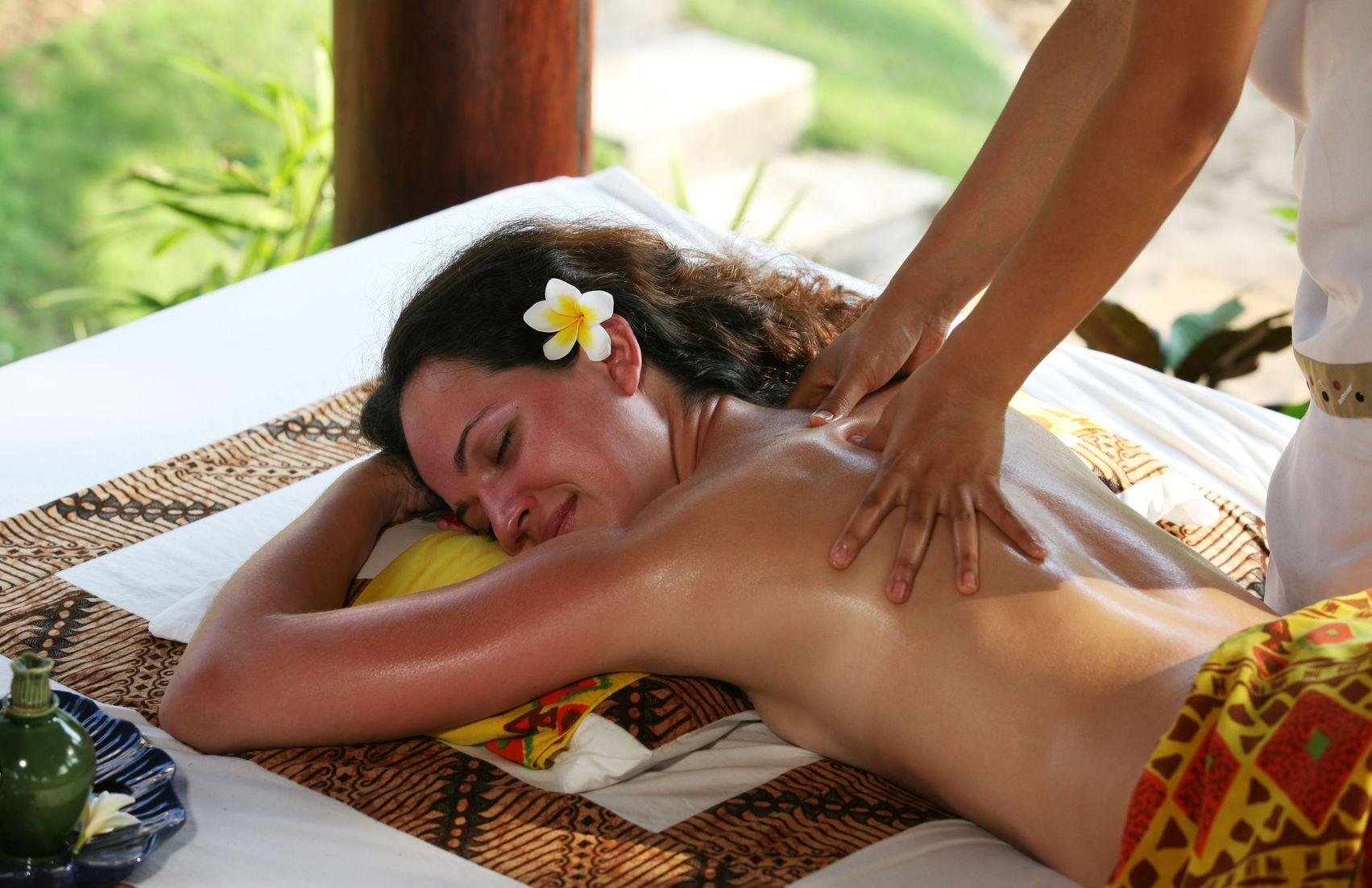 Hit: masaż balijski