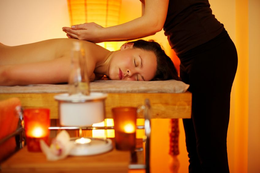 Tajemnice masażu MA-URI