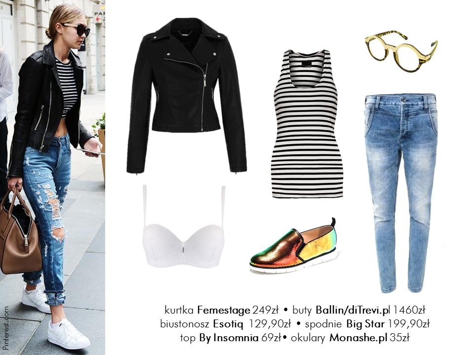 Poznaj styl Gigi Hadid