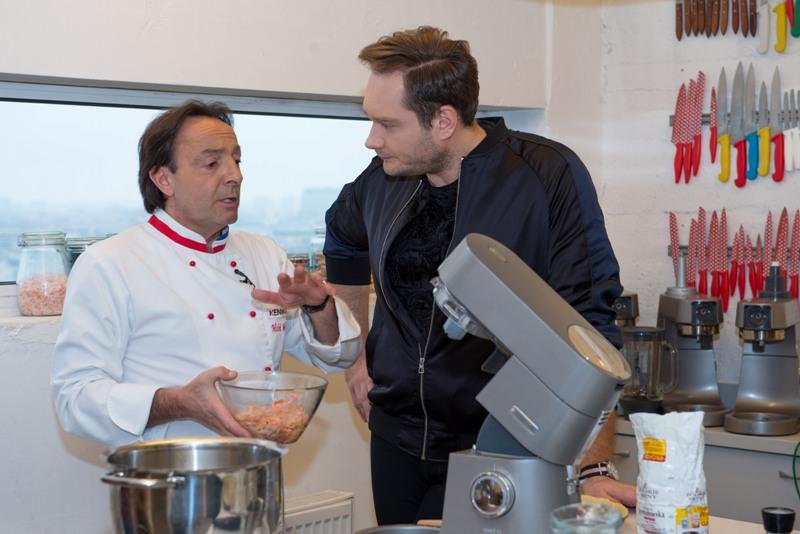 Michel Moran i blogerzy kulinarni: wielkanocne warsztaty z Kenwood