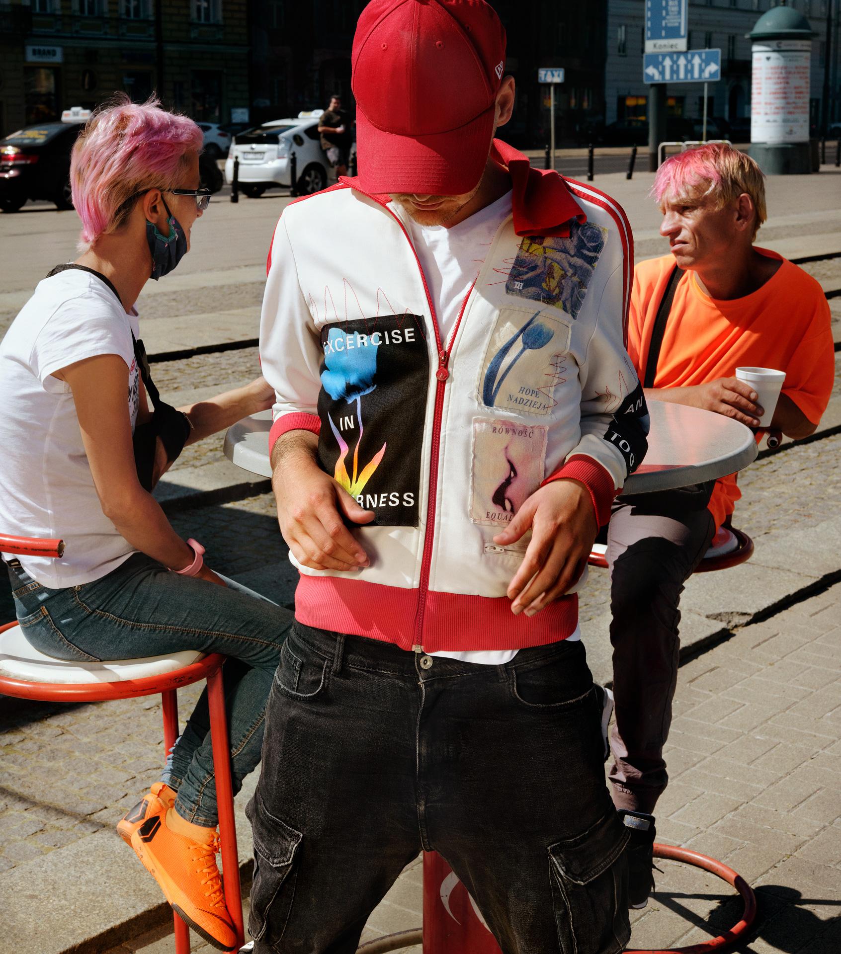 Modowa kampania przeciw homofobii