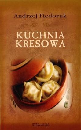 Książki o kuchni kresowej