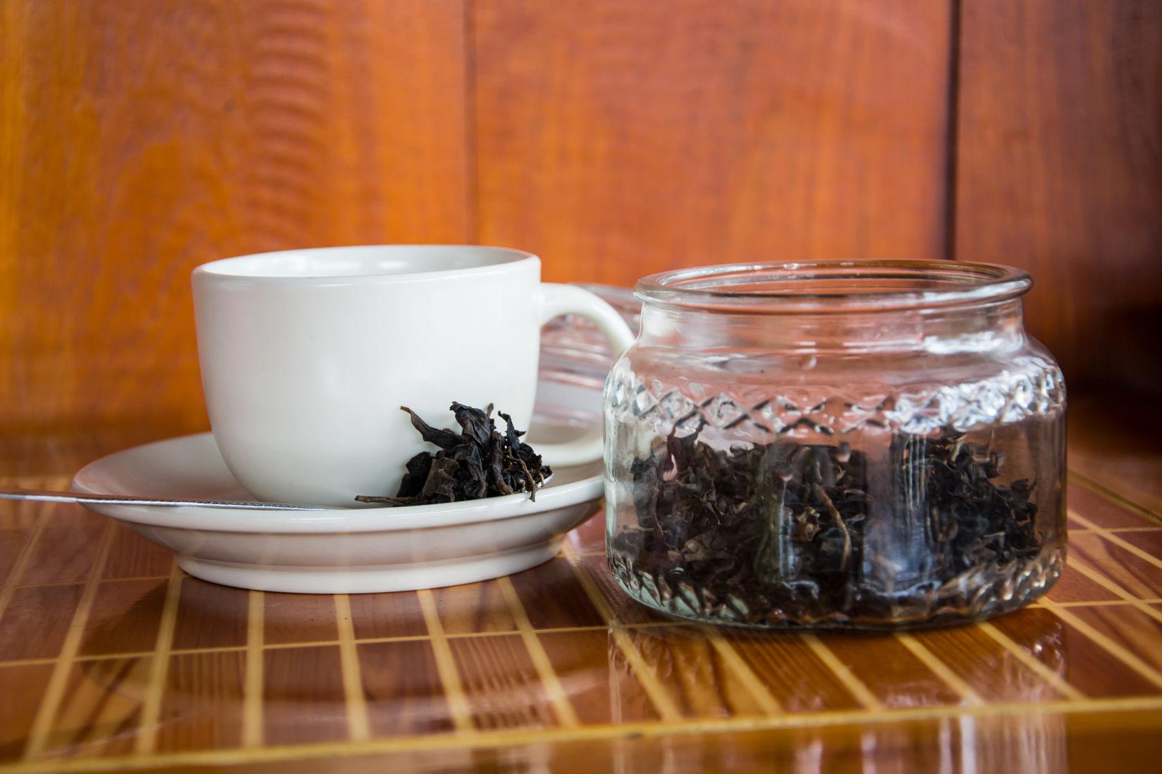 Jak zaparzyć dobrą herbatę?