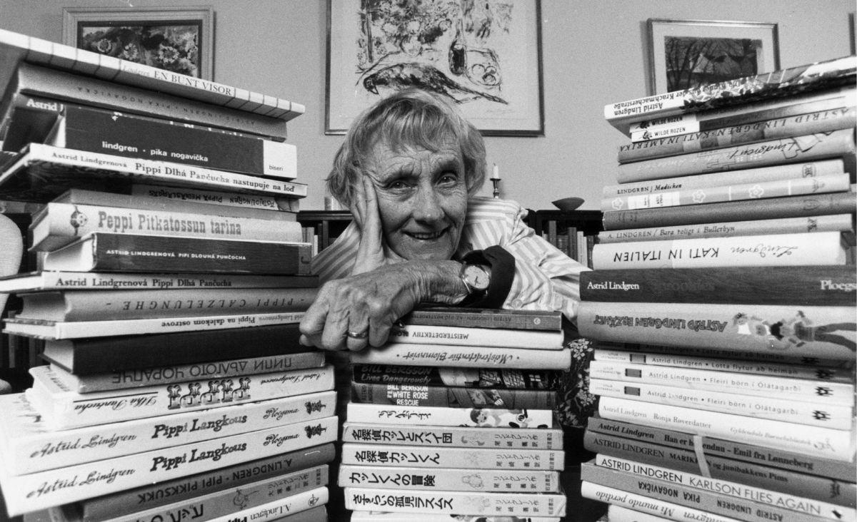 Astrid Lindgren: Dzieckiem trzeba pozostać przez całe życie