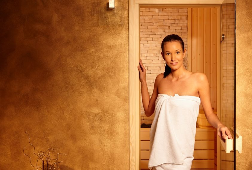 Sauna-dla zdrowia i urody