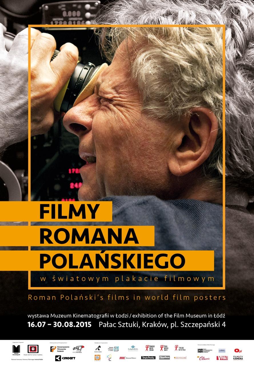 Filmy Polańskiego w plakatach