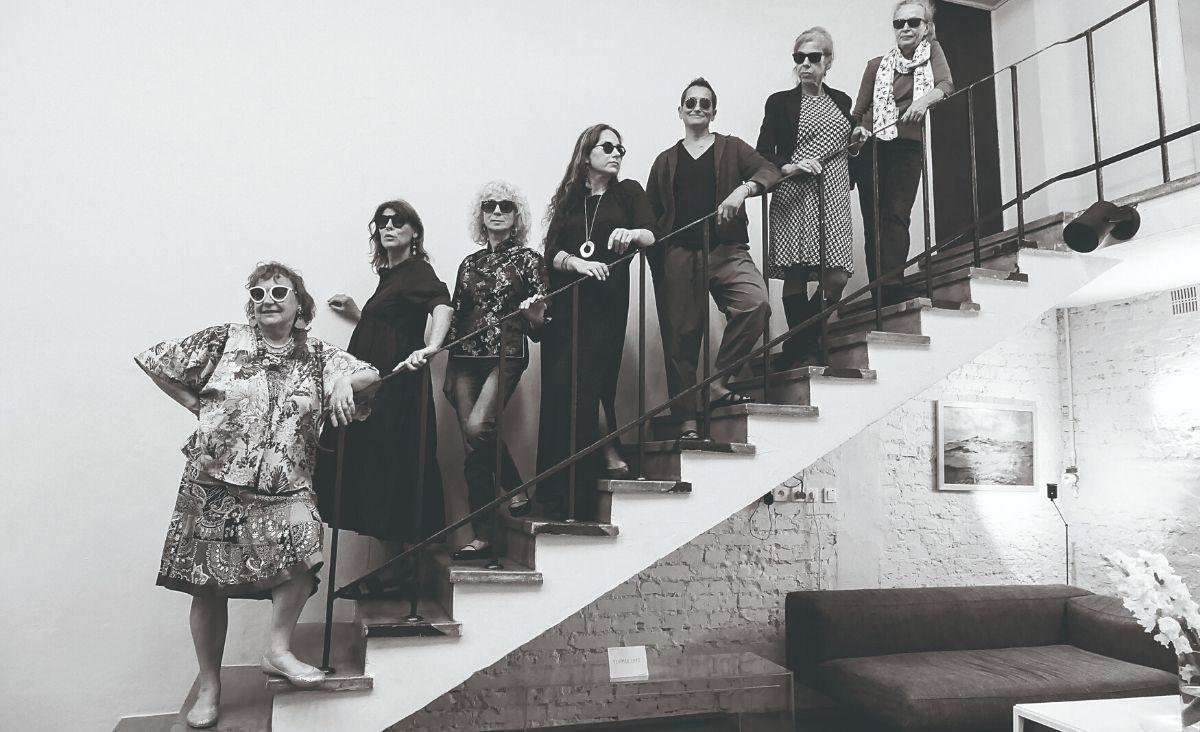 Wystawa 8 kobiet