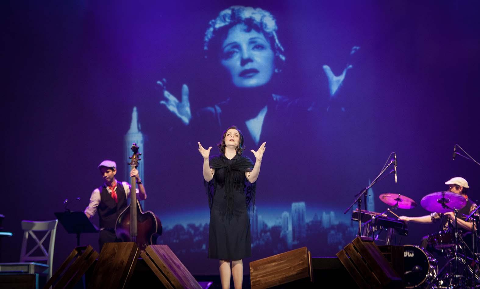 Piaf! The Show - musical z okazji 100. rocznicy urodzin Edith Piaf