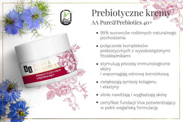 Krem prebiotyczny do twarzy