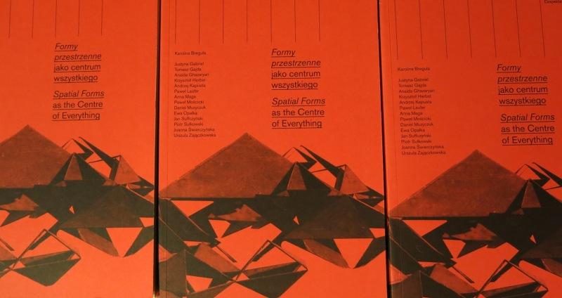 Formy przestrzenne jako centrum wszystkiego