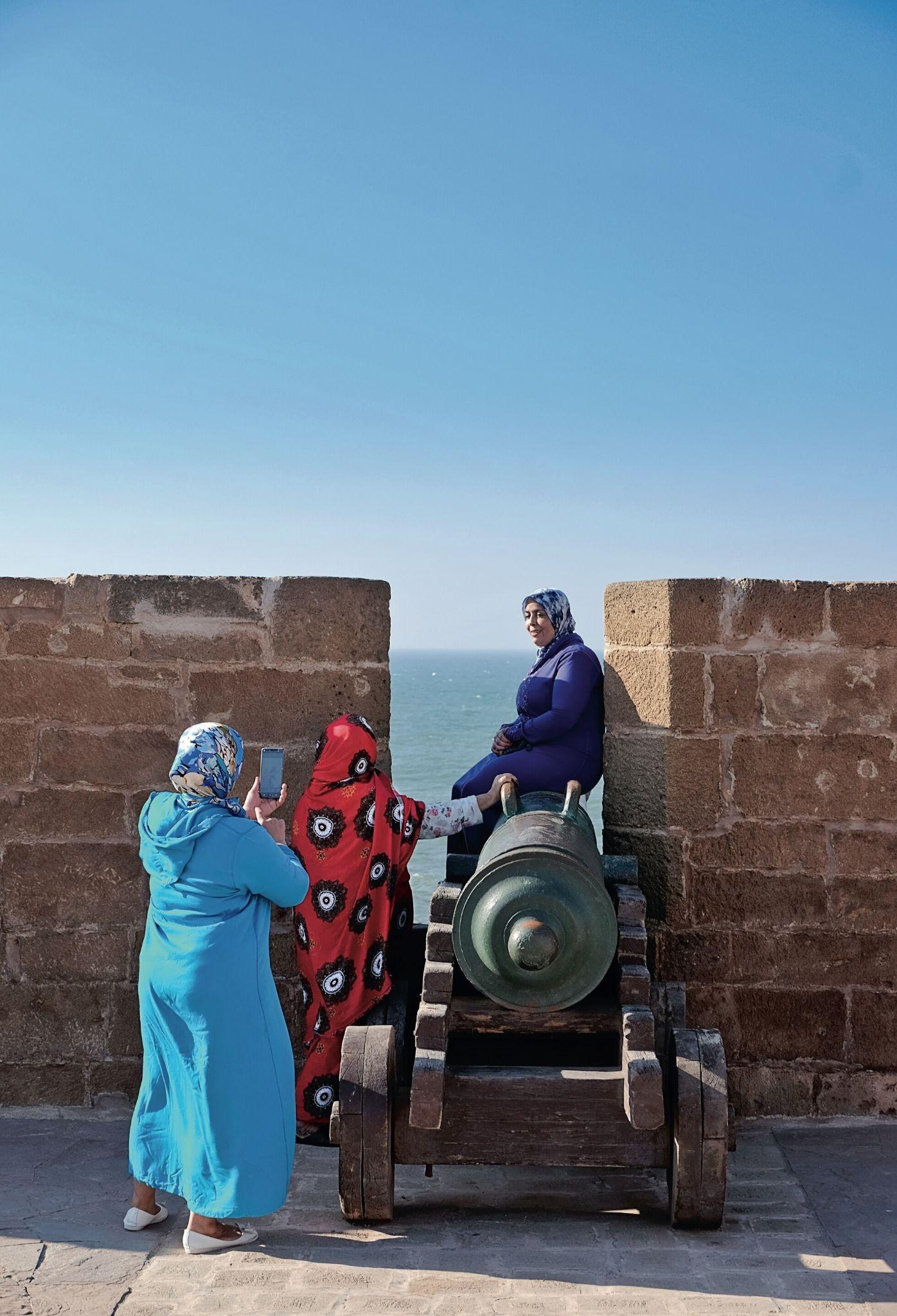 Essaouira - białe miasto w Maroku