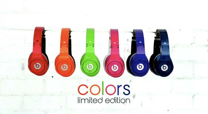 Moda na kolorowe słuchawki