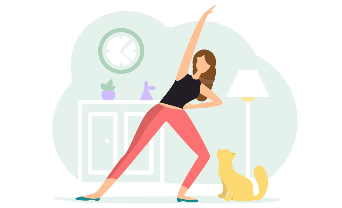 Jak ćwiczyć w domu? Oto prosty trening całego ciała