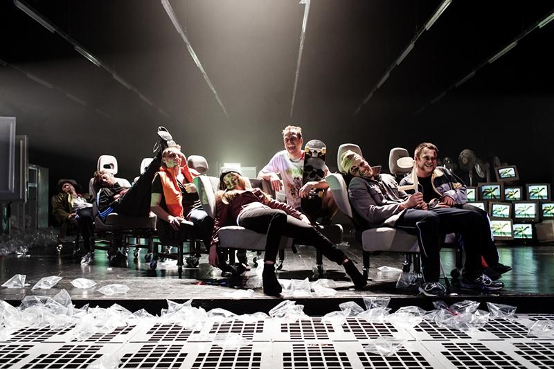 fot. Teatr im. Juliusza Osterwy w Lublinie /fot. Bartek Warzecha/