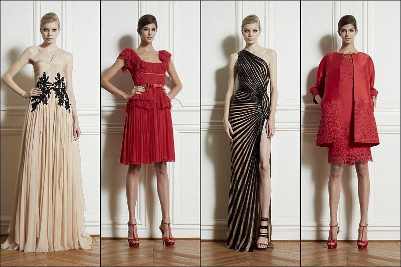 Bajkowe suknie od Zuhaira Murada