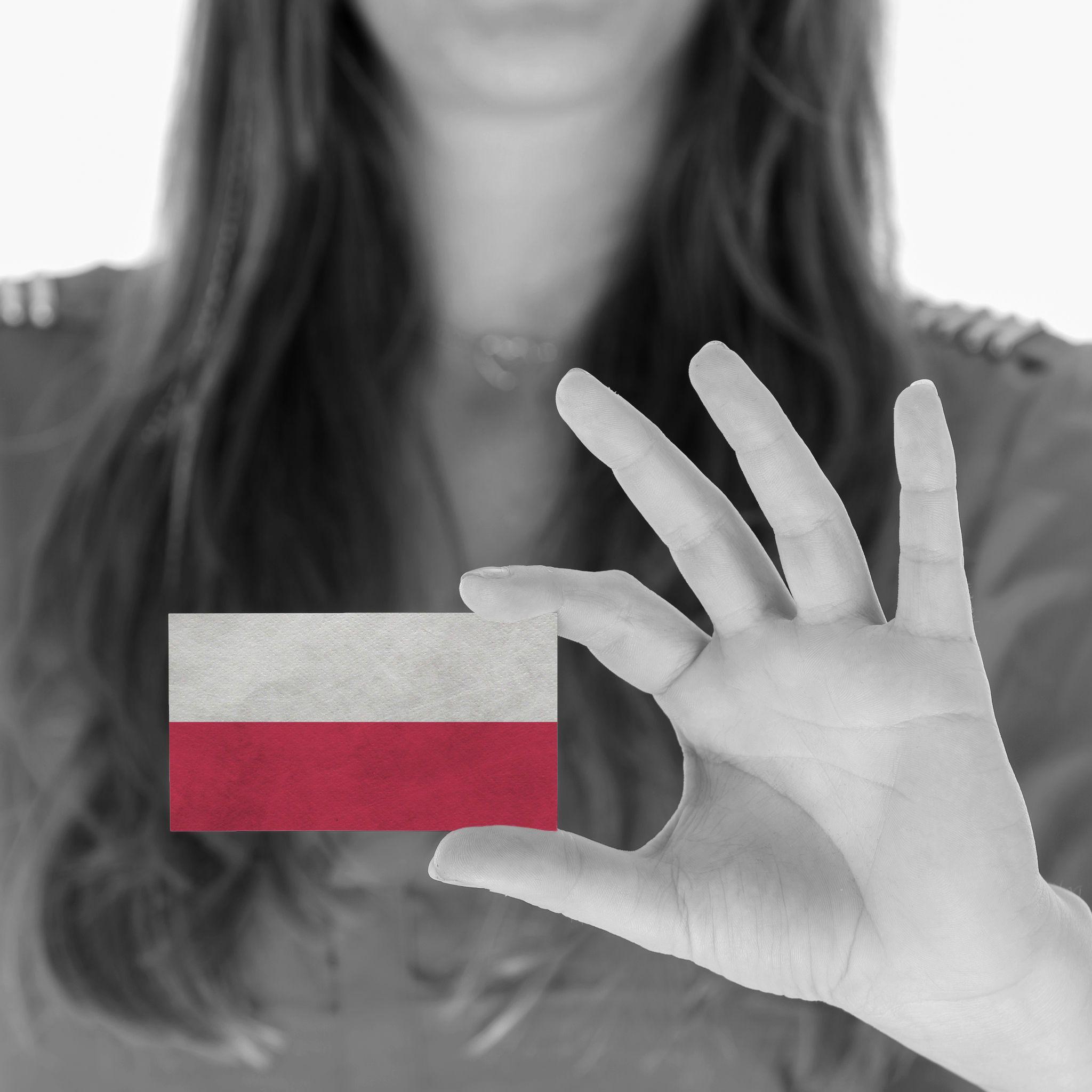 Pierwsza kobieta w Polsce