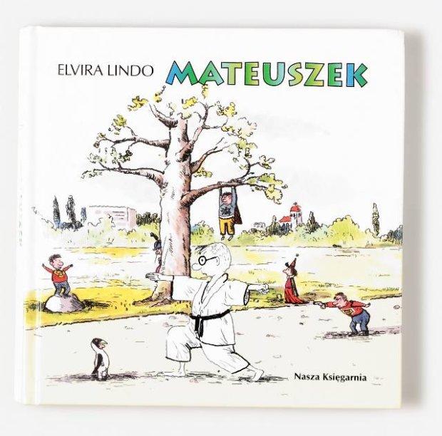 Mateuszek--Elvira-Lindo-Wyd--Nasza-Ksiegarnia
