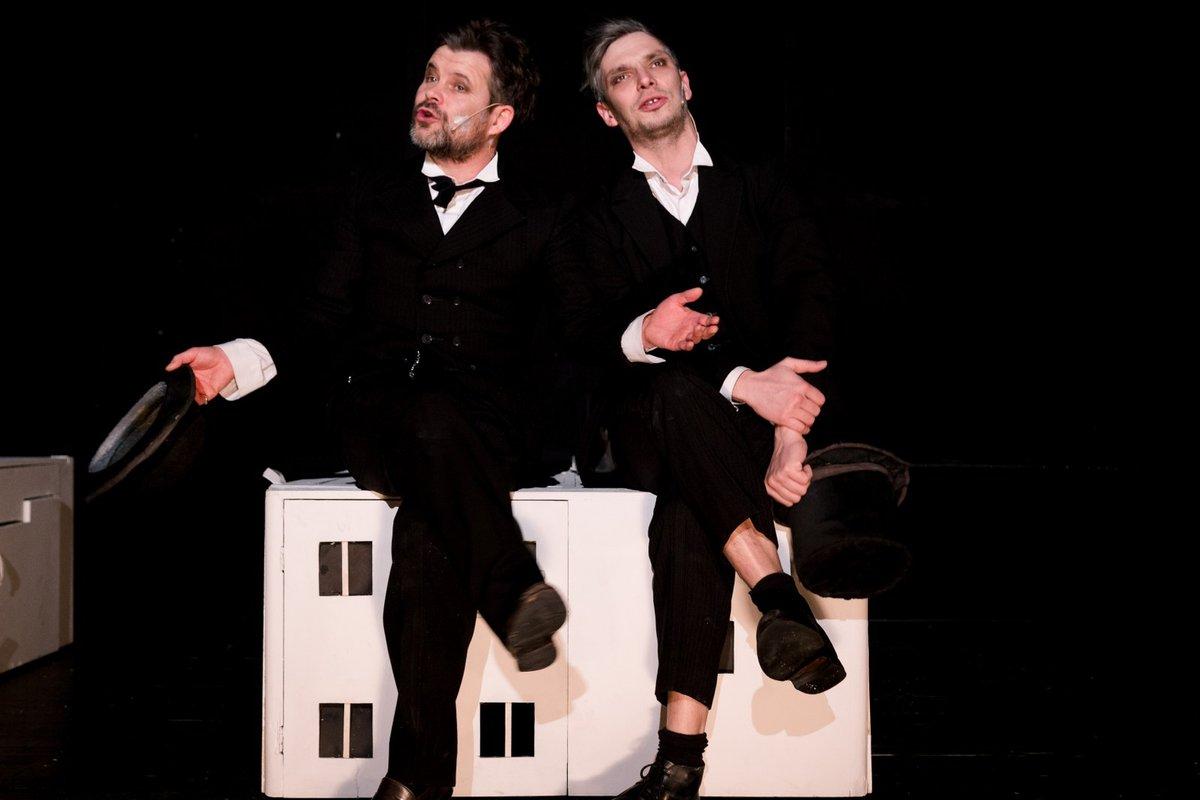Jakobi i Leidental w Teatrze Studio