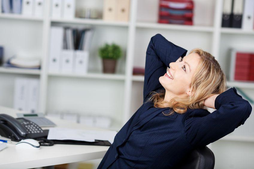 Jak pracując zadbać o siebie?