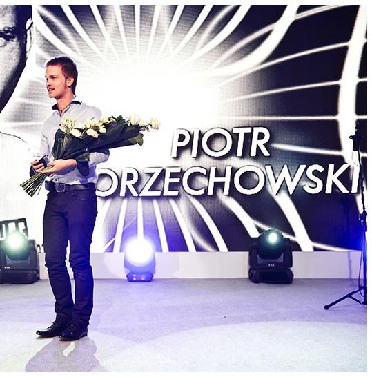 """2012: Piotr Orzechowski – Laureat """"Kryształków Zwierciadła"""""""