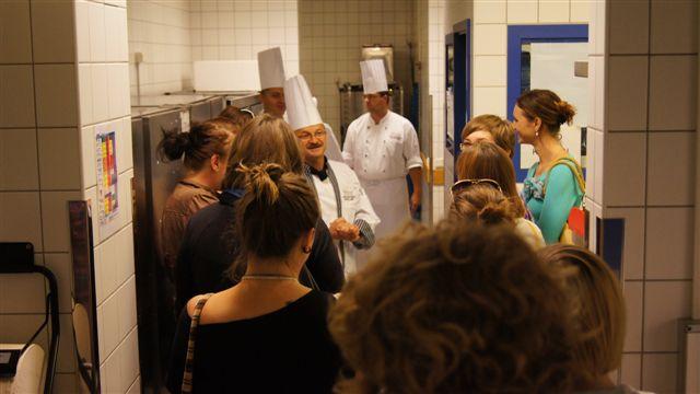 Fotorelacja z warsztatów kulinarnych z Januszem Korzyńskim