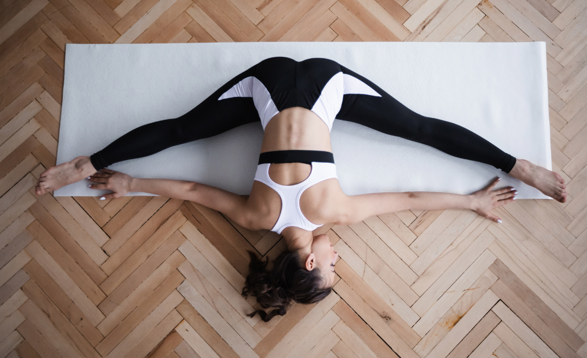 Rozciąganie - dobre dla zdrowia, siły mięśni i sylwetki
